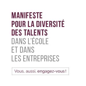 manifeste diversité talents